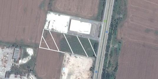 Парцел на главен път Хасково – Димитровград