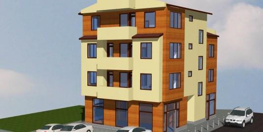 Нов двустаен монолитен апартамент
