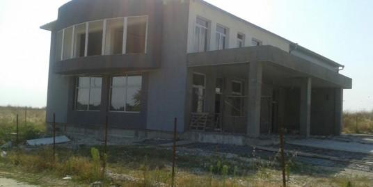 Нова двуетажна сграда