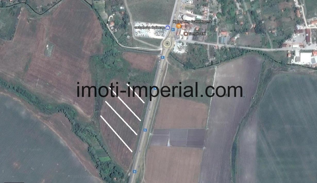 парцел пред регулация в гр. Хасково, Южна Индустриална Зона