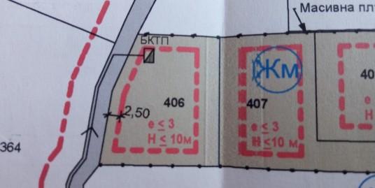 ва урегулирани парцела за жилищно строителство в м. Казан Топра