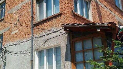 Етаж от кооперация в кв. Тракийски, град Хасково