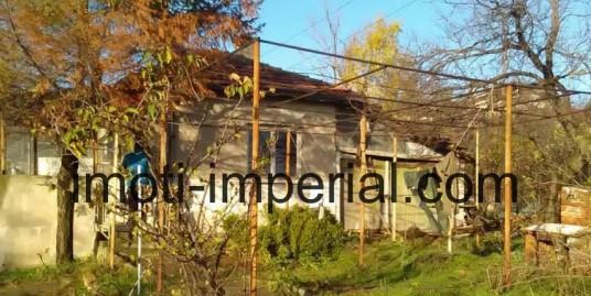 Къща в с.Горно Брястово, общ.Минерални Бани, обл.Хасково.