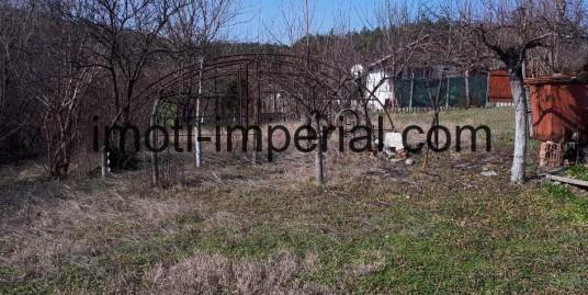Парцел с вила във вилна зона Куба, град Хасково