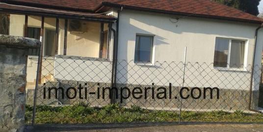 Едноетажна нова къща на 15 км. от град Хасково