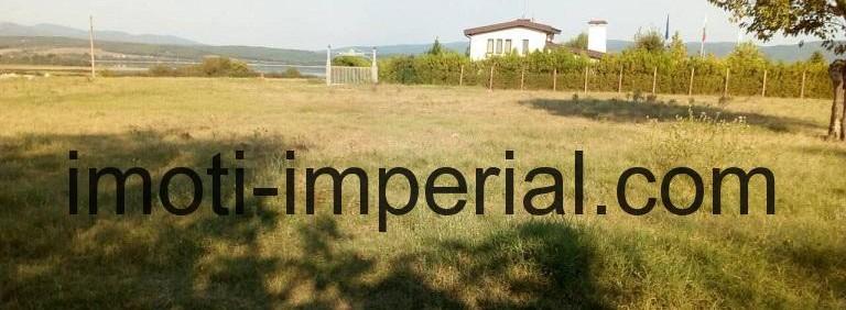 Парцел в с. Бориславци, на 200 метра от язовир Ивайловград