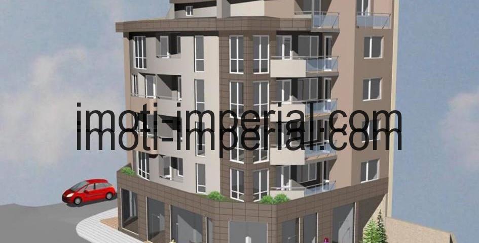 Магазин ново строителство в идеален център на град Хасково