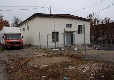 Склад с офис под наем в Източна Индустриална Зона, град Хасково