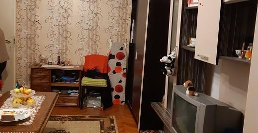 Двустаен тухлен апартамент в кв. Училищни, град Хасково