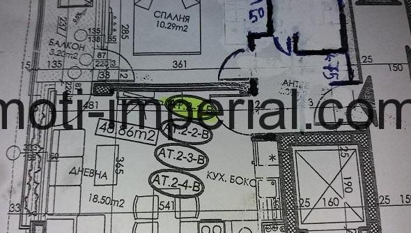 Двустаен апартамент, ново строителство в  кв. Кръстова Вада, град София