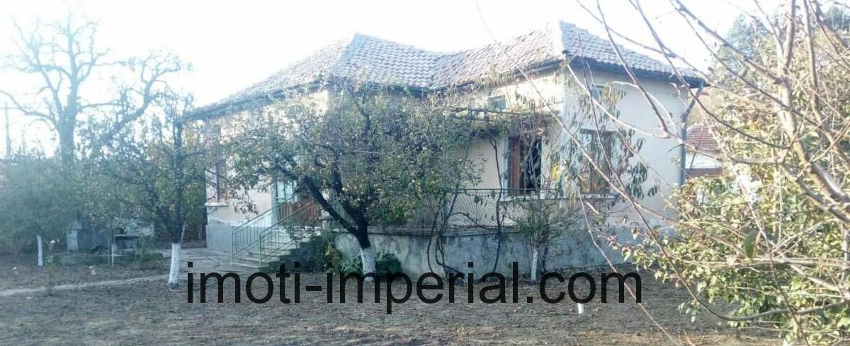 Къща в близко село, област Хасково