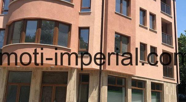 Апартамент/Офис в жилищна сграда със смесено предназначение, ново строителство в кв. Дружба, град Хасково