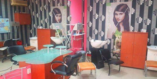 Салон за красота  в центъра на град Хасково