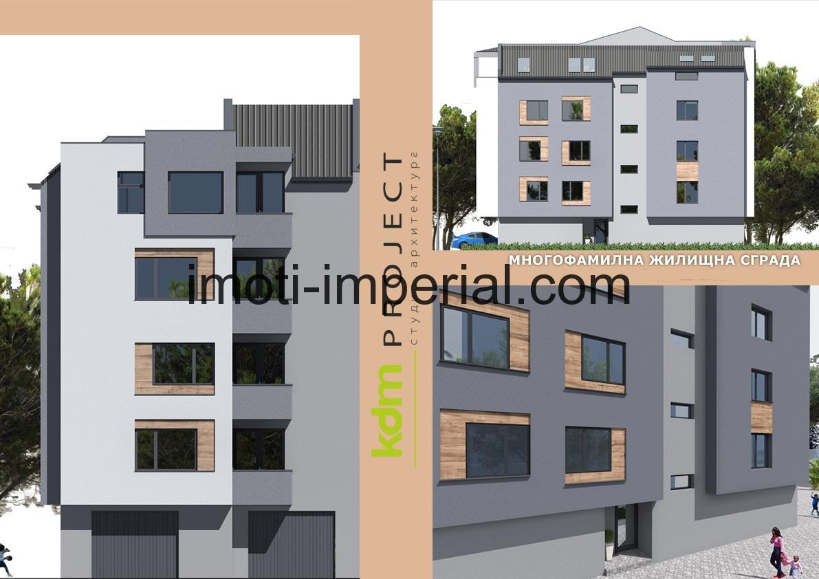 Апартаменти, ново строителство в кв. Любен Каравелов, град Хасково