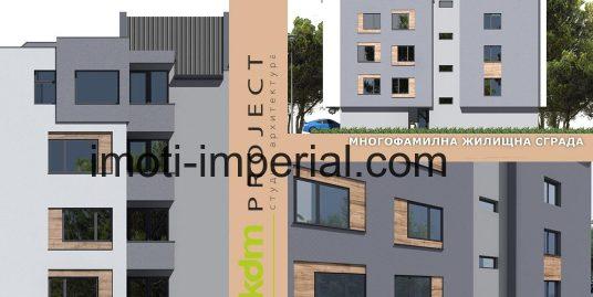 Тристаен апартамент ново строителство в кв. Любен Каравелов, град Хасково
