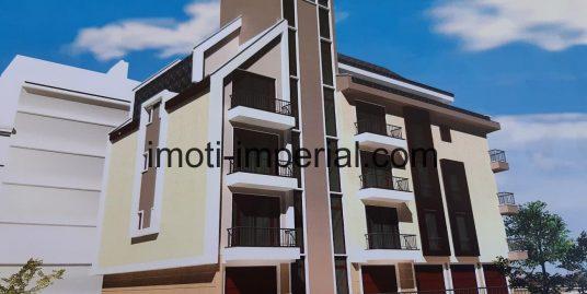 Тристаен апартамент, ново строителство в кв. Училищни, град Хасково