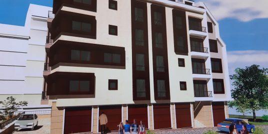 Двустаен апартамент, ново строителство в кв. Училищни, град Хасково