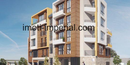 Тристаен апартамент в новострояща се сграда в центъра на град Хасково