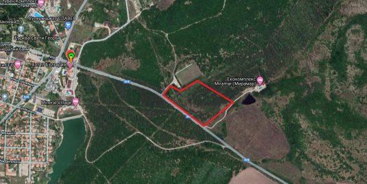 Инвестиционен имот в регулация в курортно селище Минерални бани