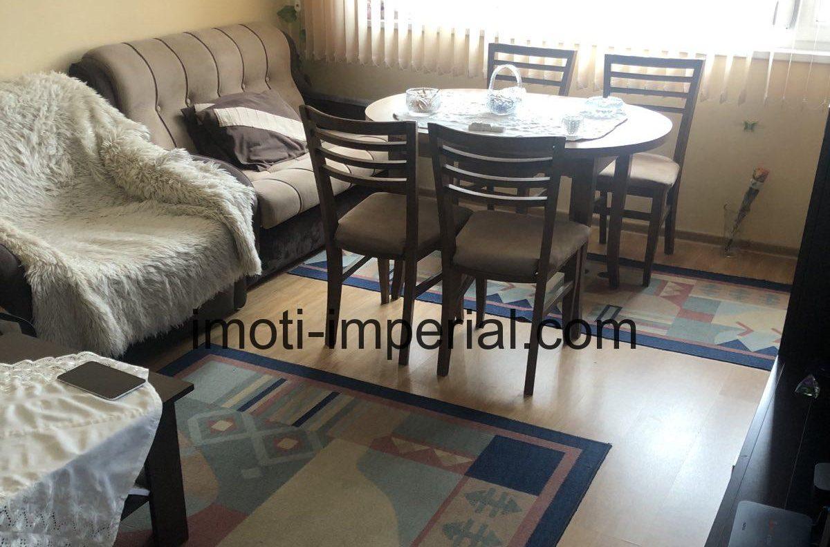 Едностаен тухлен апартамент, разположен в кв. Орфей, град Хасково /от страната на Веспрем/