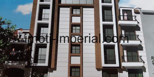 Тристаен апартамент, ново строителство в кв. Дружба /под училище Иван Рилски/