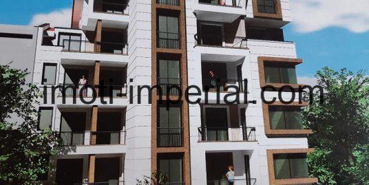 Тристаен апартамент в нова кооперация в под училище Иван Рилски, град Хасково