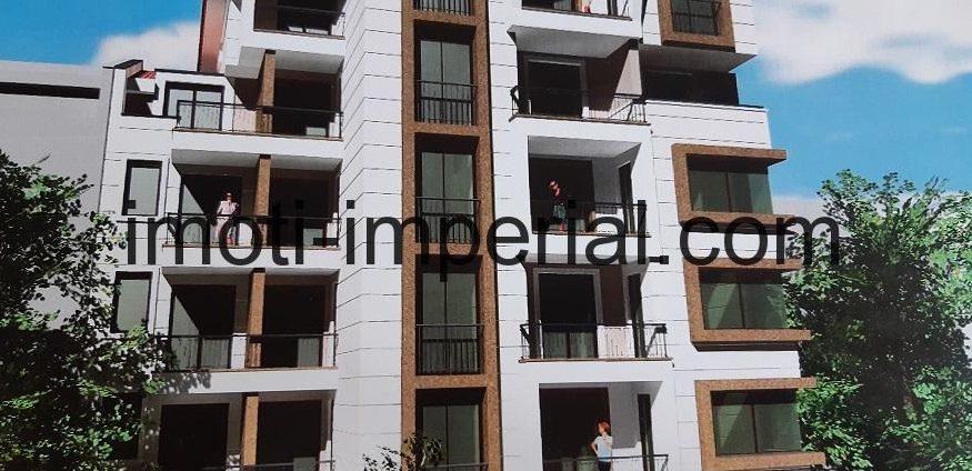 Тристаен апартамент в нова кооперация в кв. Дружба, град Хасково