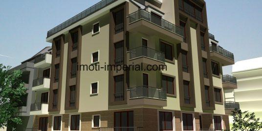Апартаменти в новострояща се сграда в кв. Дружба, град Хасково
