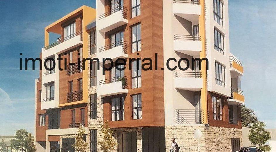 Двустаен апартамент, ново строителство в кв. Овчарски, град Хасково