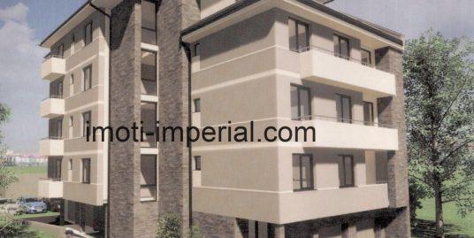 Тристаен апартамент в предстоящо ново строителство в кв. Любен Каравелов, град Хасково