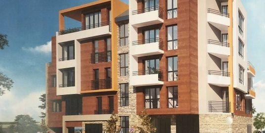 Четиристаен апартамент в нова бутикова сграда в центъра на град Хасково