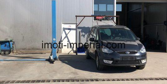 Оборудван автосервиз с автоморга и готов немател в Южна индустриална зона