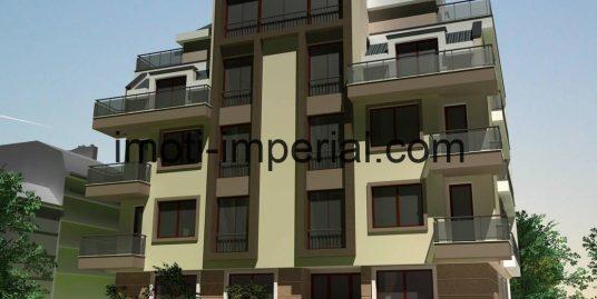 Тристаен апартамент в новострояща се сграда в кв. Дружба, град Хасково