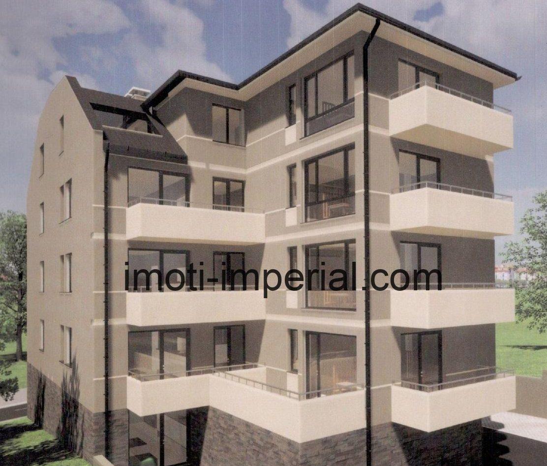 Тристаен апартамент,ново строителство в кв. Любен Каравелов ,гр.Хасково